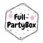 Full-PartyBox feestversiering