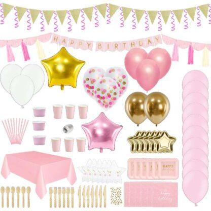 thema prinses versiering decoratie