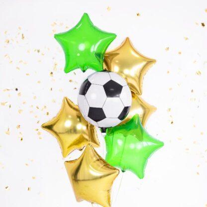 thema voetbal ballonnen versiering