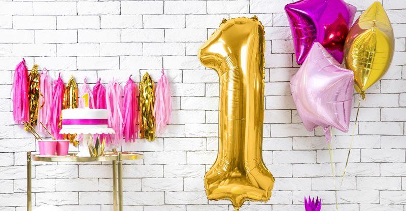 Full-PartyBox met leuke feestversiering | feestdecoratie