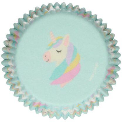 papieren cupcake vormpjes pastel