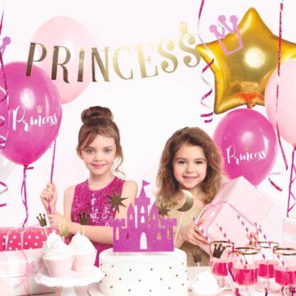 Prinsessenkasteel taarttopper