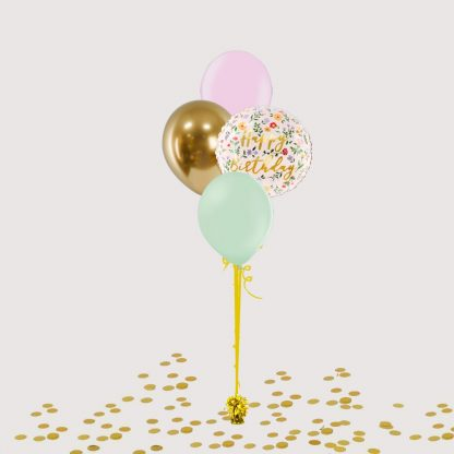 ballonnentros happy birthday