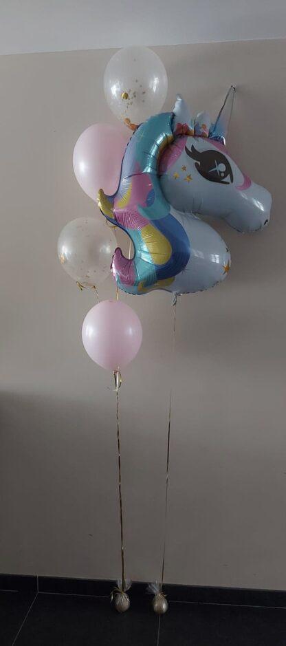 ballonnentros eenhoorn
