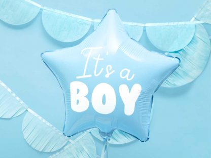 folieballon it's a boy