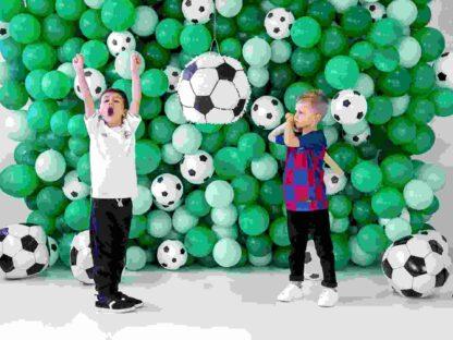 voetbal emerald groene ballon