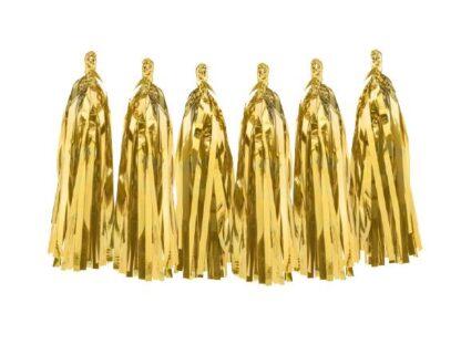 gouden tasselslinger