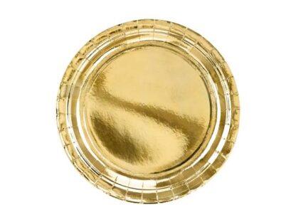 gouden kartonnen bord
