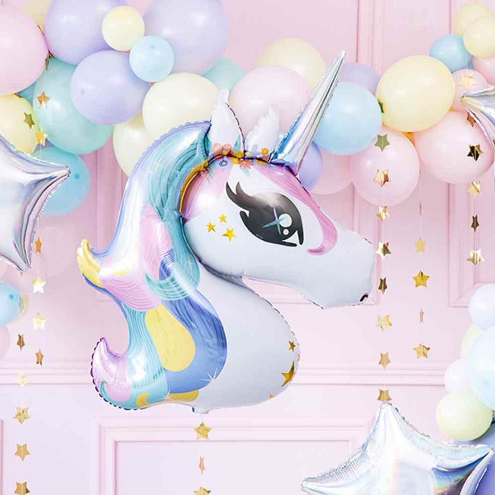 folieballonnen eenhoorn - folieballon eenhoorn