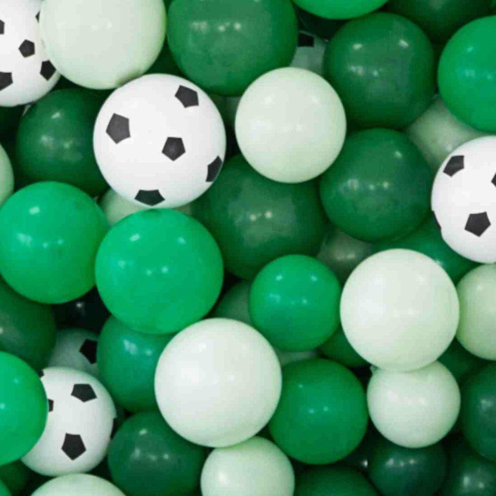 ballonversiering thema voetbal